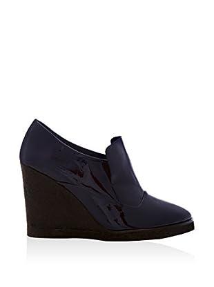 CASTAÑER VIOLET-patent leather - Zapatos para mujer, color dark blue, talla 37