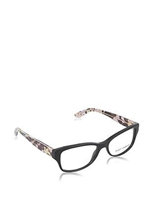 Dolce & Gabbana Gestell 3204 2846 (53 mm) schwarz