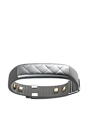 Jawbone UP4 Fitness Tracker, Silver Cross