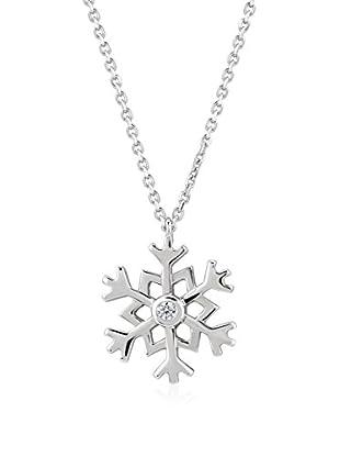 ZZ_Divas Diamond Halskette Sterling-Silber 925