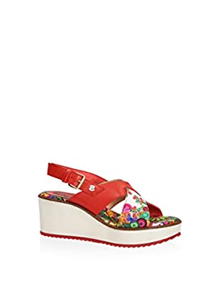 Desigual Keil Sandalette Alexia 6
