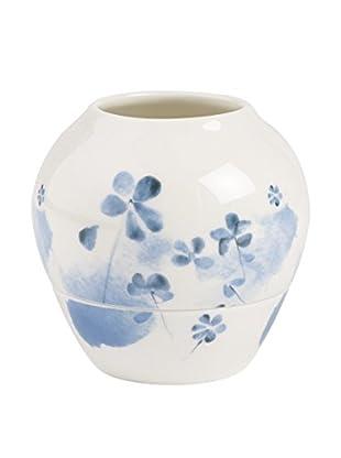 Villeroy & Boch AG Teelicht Little Gallery Blue Blossom weiss / bunt