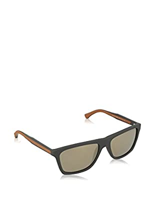 Emporio Armani Sonnenbrille 4001 51005A (56 mm) dunkelgrau