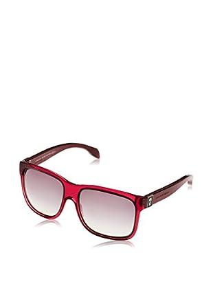 Alexander McQueen Gafas de Sol AMQ4187/S (57 mm) Fucsia