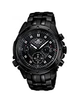 CASIO EDIFICE F1 CHRONO EF-535BK 1AV MENS WATCH