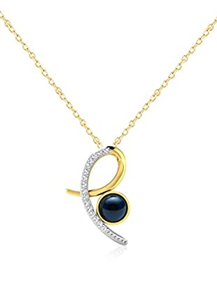 Vittoria Jewels Halskette gelbgold