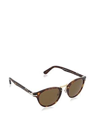 Boss Orange Herren Sonnenbrille » BO 0330/S«, silberfarben, R80/70 - silber
