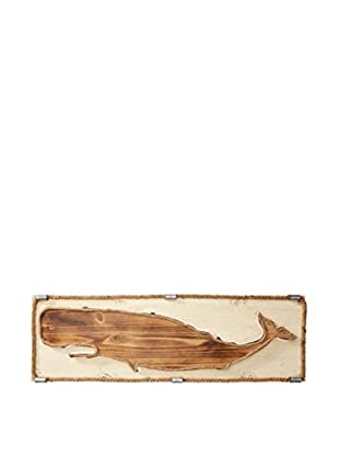 Whale Wall Plaque