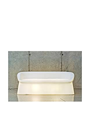 Artkalia Cannes Wired LED Sofa, White Opaque