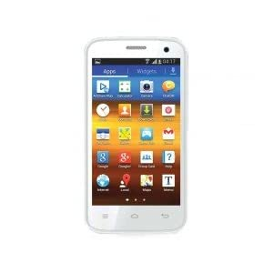 "Swipe Sonic EVDO(3G) (CDMA+GSM) 4""Inch Android 4.1 Jelly Bean Smartphone- White"