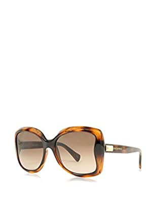 Emilio Pucci Occhiali da sole EP-744S-215 (55 mm) Marrone