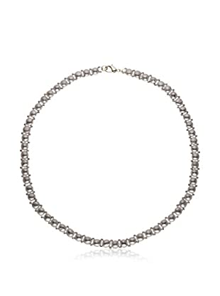Pearl Addict Collar Gris