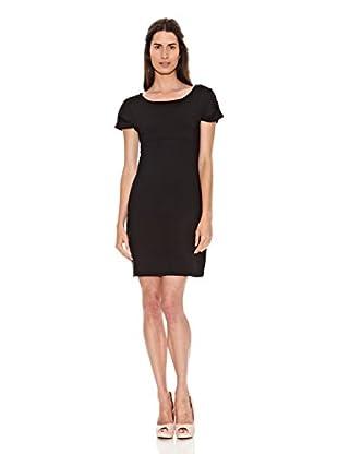 Azura Vestido Calendre (Negro)