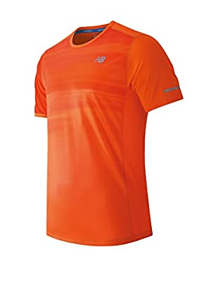 New Balance T-Shirt MT61229LAVA