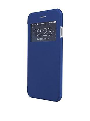 UNOTEC Funda Flip-S iPhone 7 Azul