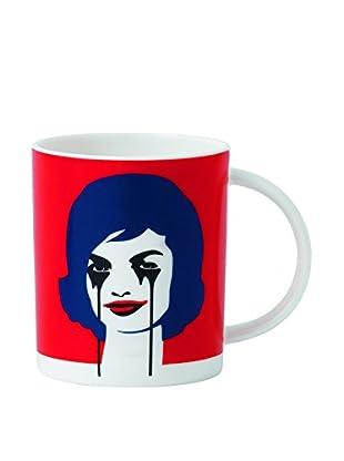 Royal Doulton Street Art Pure Evil JFK'S Nightmare 12-Oz. Mug