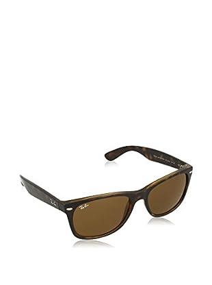 Ray-Ban Gafas de Sol New Wayfarer (58 mm) Marrón