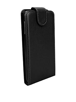 Funda Vertical Samsung Galaxy S5 Negra Negro