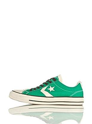 Converse Zapatillas 2Tone (Verde / Blanco)