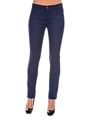 Bleu Marine Pantalón