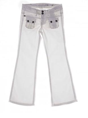 Pepe Jeans Kids Hose Perky (Weiß)