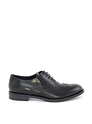 Bluetag Zapatos Oxford Palmchat (Negro)