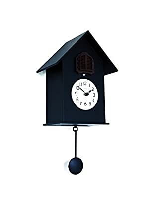 Diamantini & Domeniconi Reloj de Cuco Meridiana Negro