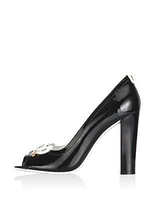 Galliano Zapatos peep toe