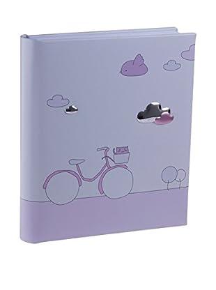 Sambonet Fotoalbum Pink Bike rosa