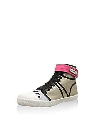 Hunter Hightop Sneaker Womens Original Dazzle Hi Top