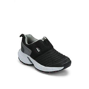 Smash Iii Black Running Shoes