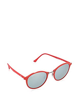 Ray-Ban Sonnenbrille 4242 764/ 30 49 (49 mm) rot