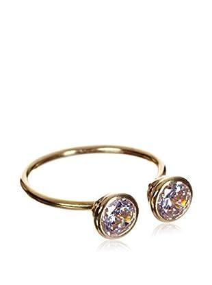 My Silver Ring  vergoldetes Silber 925