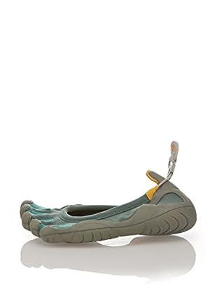 Vibram Fivefingers Zapatillas W1056 Classic (Verde)