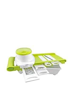 JOCCA Gemüseschneider 5&1 5578 grün/weiß