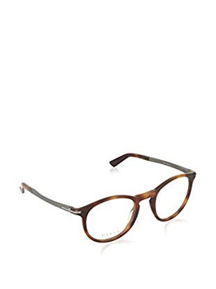 GUCCI Gestell 11118E249 (49 mm) havanna