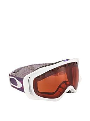 OAKLEY Skibrille OO7005N-09 weiß/lila