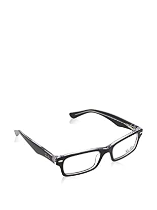 Ray-Ban Gestell Mod. 1530 352946 (46 mm) schwarz