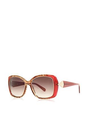 Givenchy Sonnenbrille 829-0AH7 (54 mm) braun/granatrot