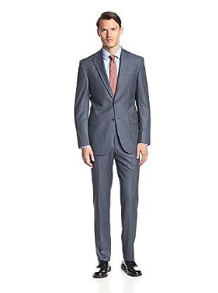 Lanza Men's Tonal Stripe Suit