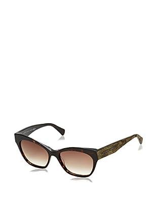 Alexander McQueen Sonnenbrille AMQ 4261/S (55 mm) havanna