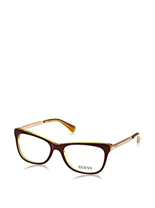 Guess Montatura Gu 2487 (51 mm) Marrone