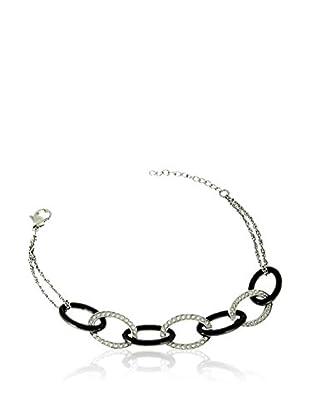Ceram by Art de France Armband Oval schwarz