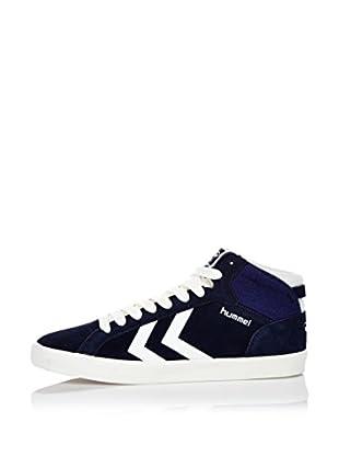 Hummel Sneaker Game Mid (blau)