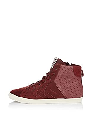 Hummel Sneaker Slim Stadil Strada Hg (braun)