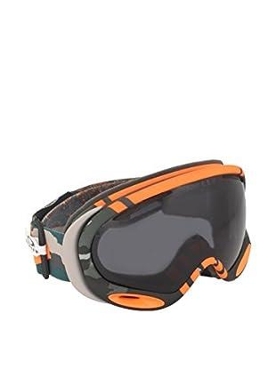 OAKLEY Skibrille OO7044-21 orange/grau