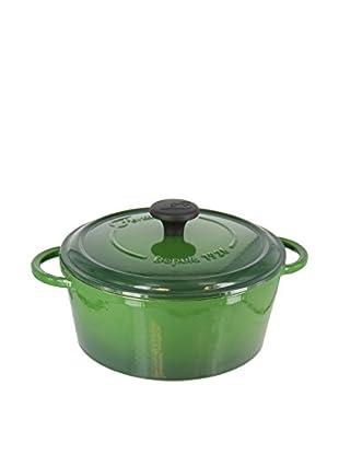 Fontignac Cast Iron Dutch Oven (Green)
