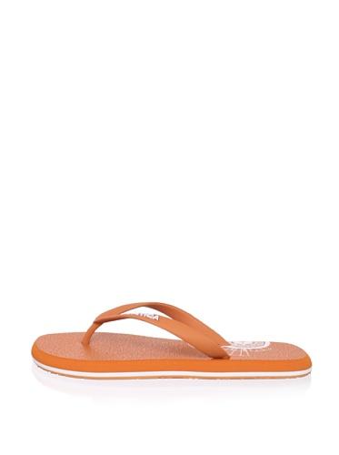 Nautica Men's Del Rey Sandal (Orange)