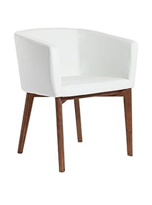 Mavilop Stuhl Diva weiß