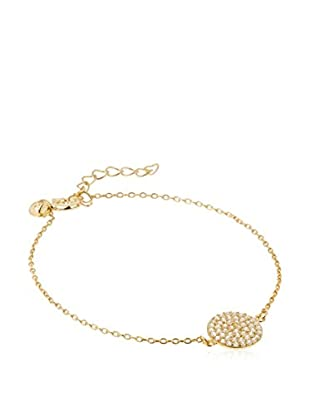 ANDREA BELLINI Armband Soleil De Mon Coeur vergoldetes Silber 925